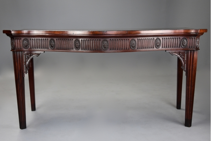 Adam style serving table