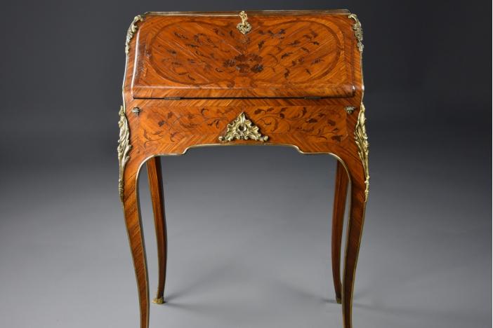 Louis XV secretaire en pente