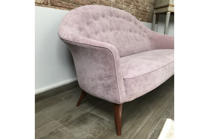 Swedish Paradiset Sofa, 1960s