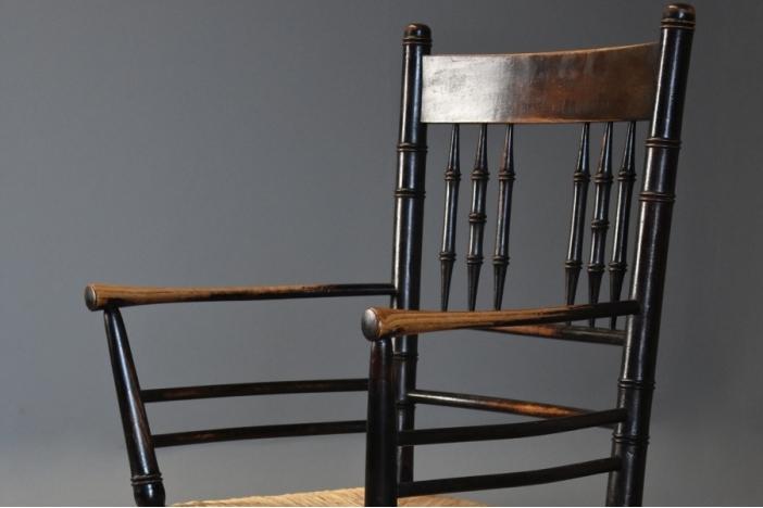 19th century Sussex armchair