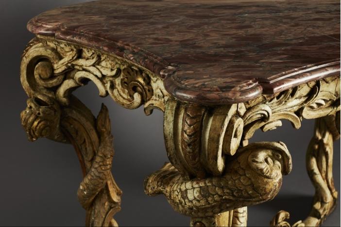 Rococo Console Table, 18th C