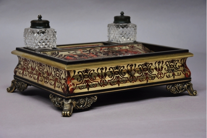 19thc French inkstand