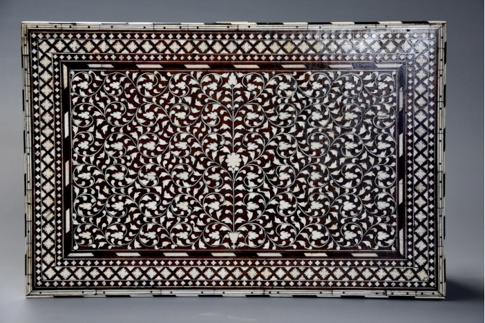 Anglo Indian inlaid box