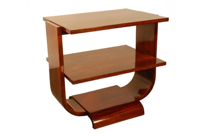 jules leleu art deco gueridon trendfirst. Black Bedroom Furniture Sets. Home Design Ideas
