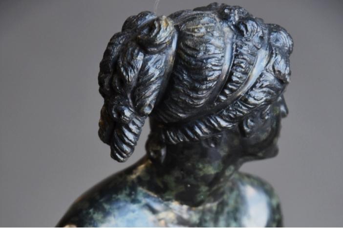 19thc figure 'Venus Italica'
