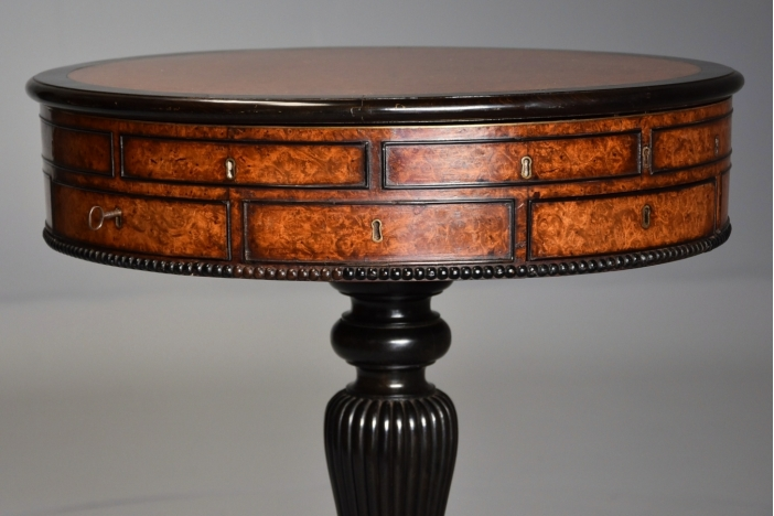 Anglo Chinese amboyna table