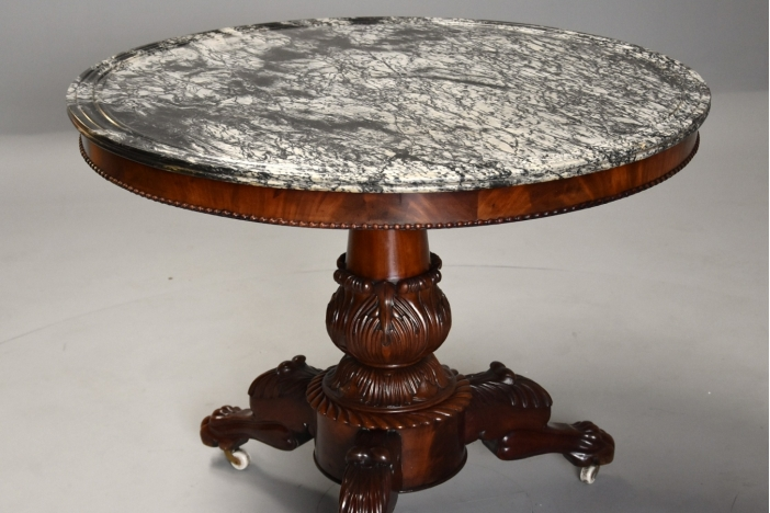 19thC French Gueridon table