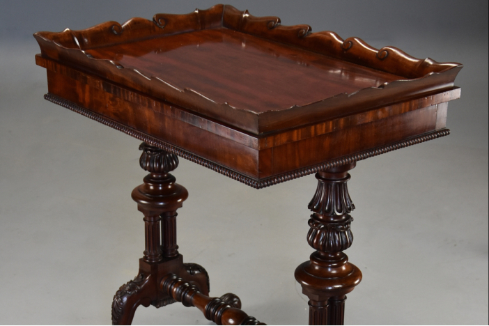 Superb Regency Gillows table