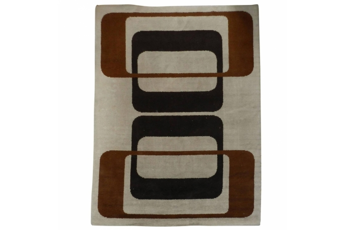 Madison, 1970 woolen carpet.
