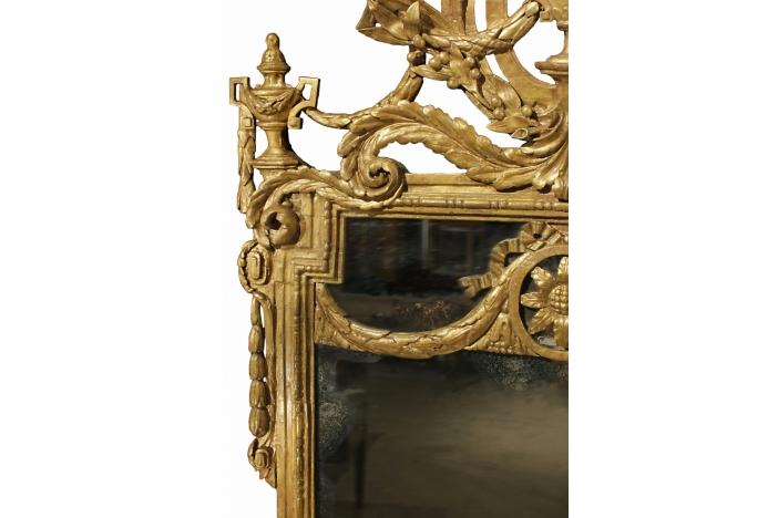 Italian 18th C Mirror
