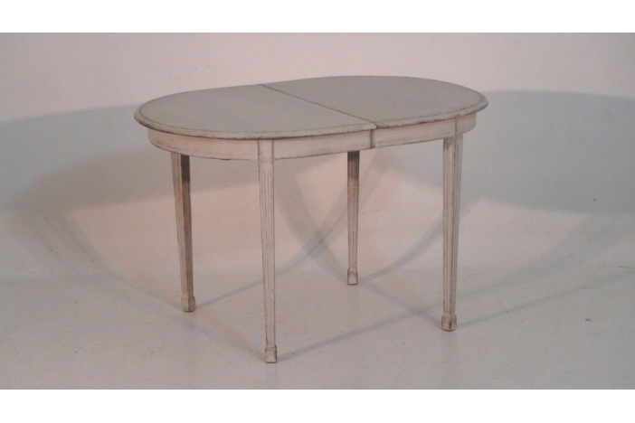 Gustavian style table