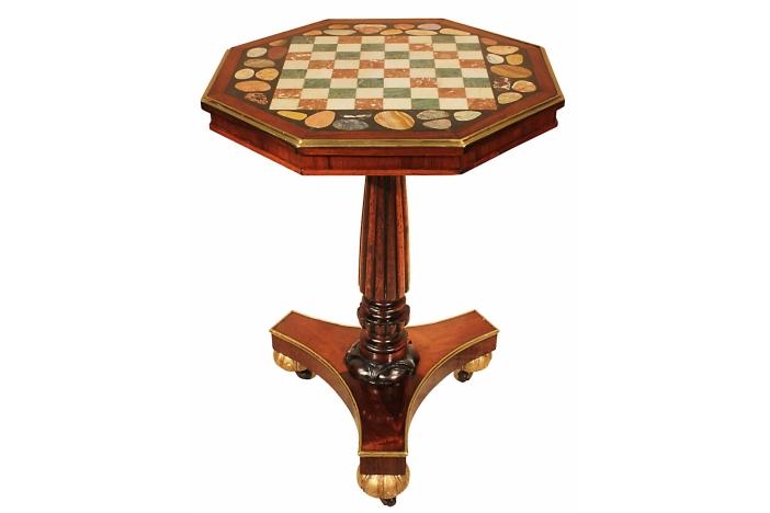 19th C George IV Table