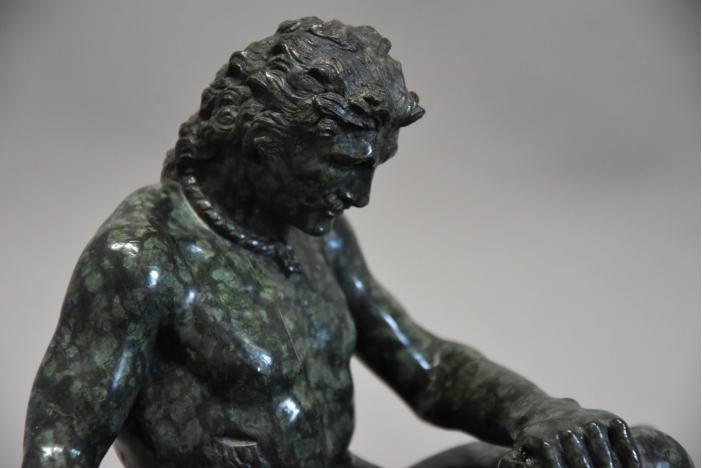 Serpentine figure 'Dying Gaul'