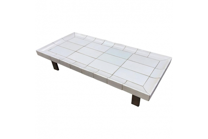 R. Capron Ceramic Table
