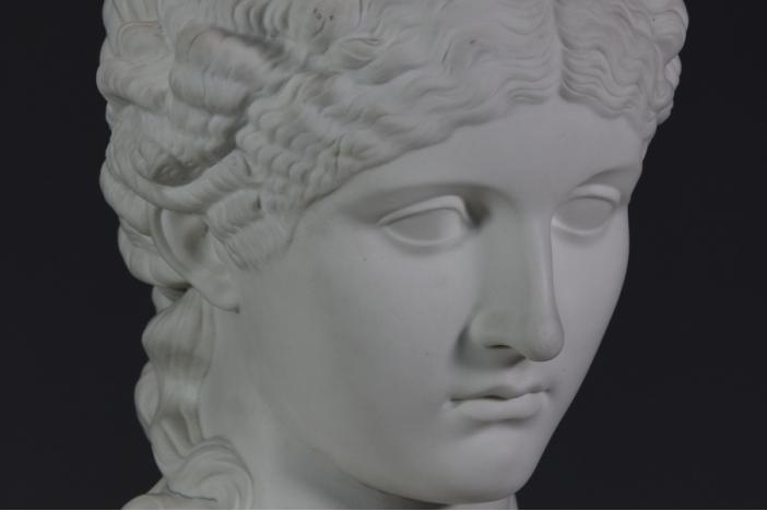 Copeland Parian 'Clytie'