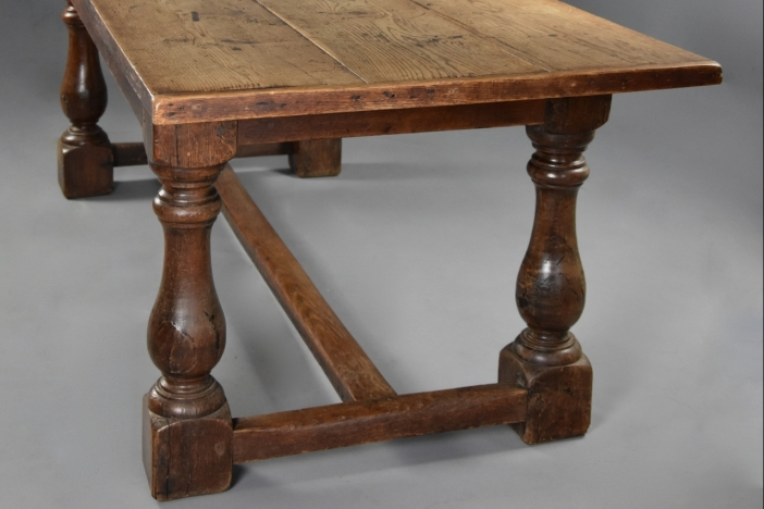 Arts & Crafts refectory table
