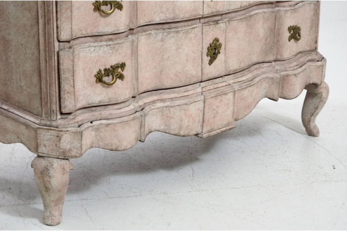 Scandinavian Baroque Chest