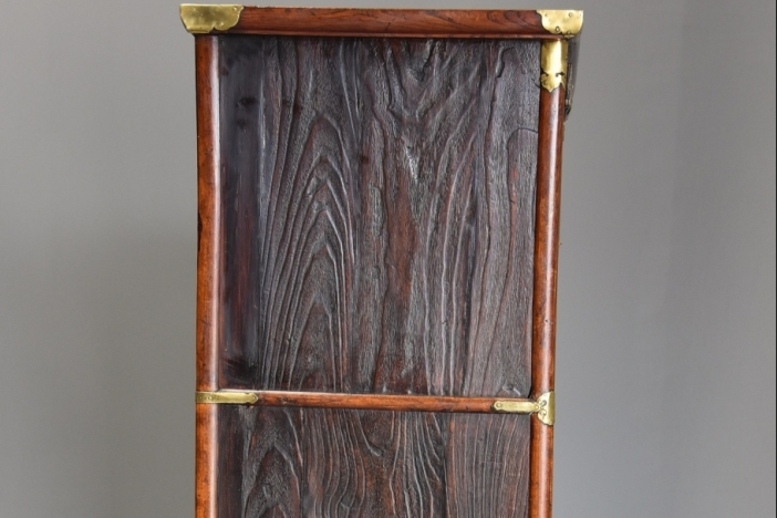 19thc Korean elm cabinet