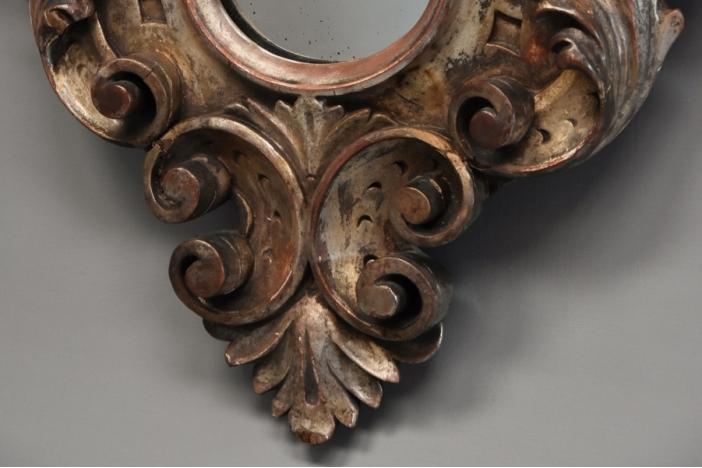 Italian Rococo style mirror