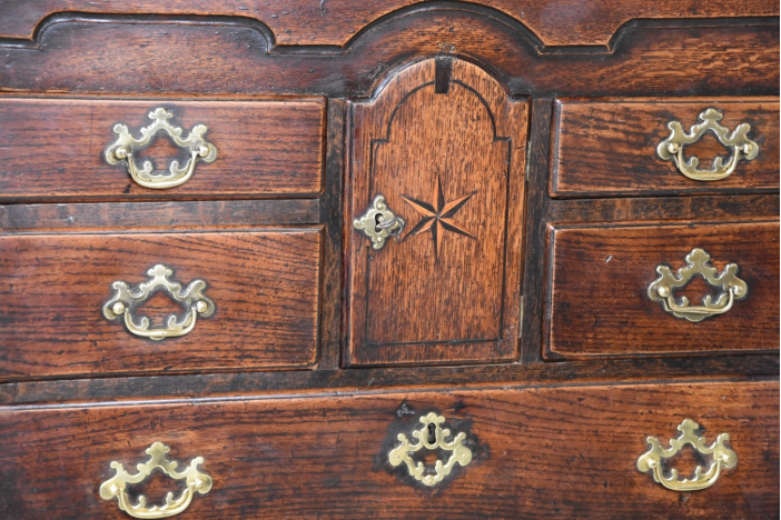 Superb 18thc Norfolk chest