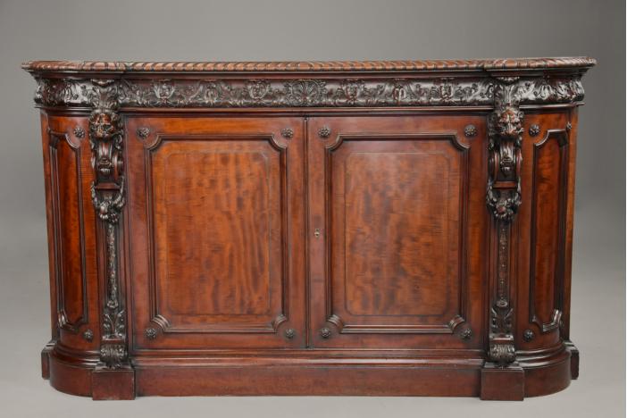 Renaissance style cabinet