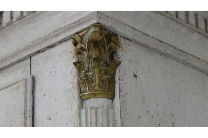 Gustavian bureau