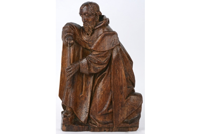 Early 16th c. figure