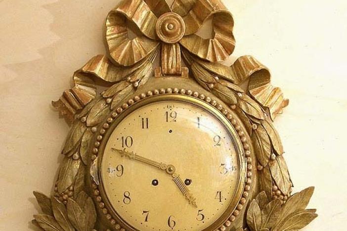 Swedish Wall-Clock
