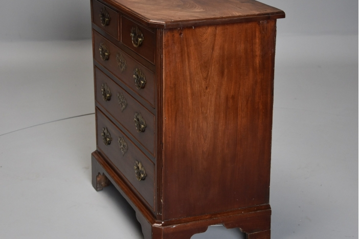 Small Georgian chest