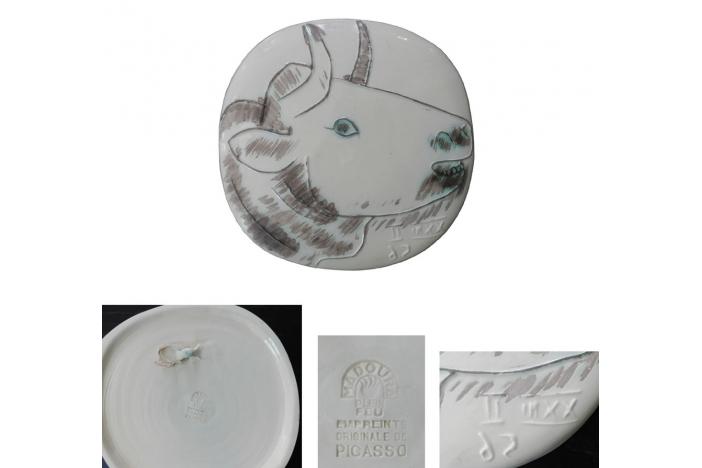 Pablo Picasso ceramic