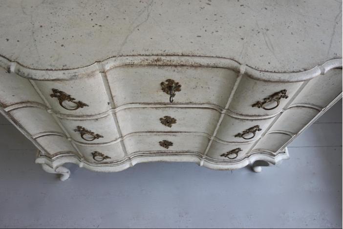 Stunning Rococo Chest