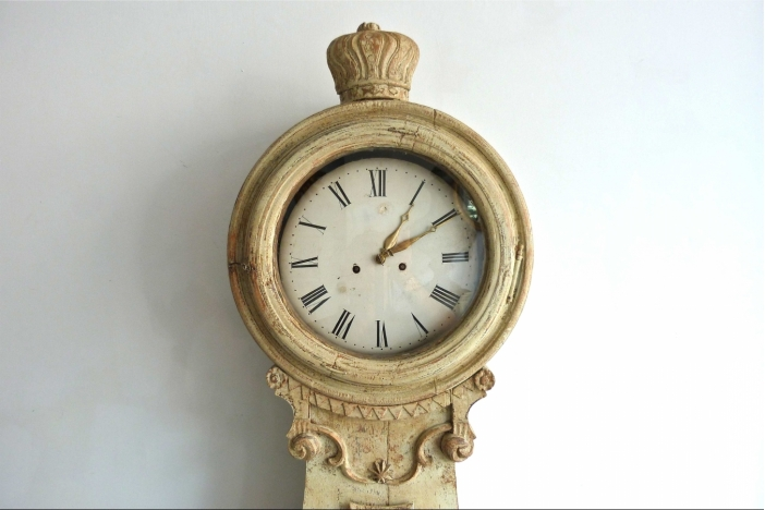 Exceptional Swedish Mora Clock