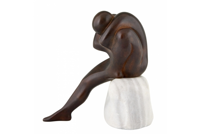 Cavezza sculpture man