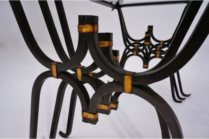 Rene Drouet nesting tables