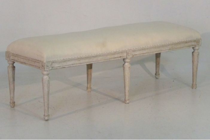 Gustavian daybed, 18th C.