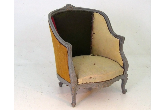 A Bergere in rococo style