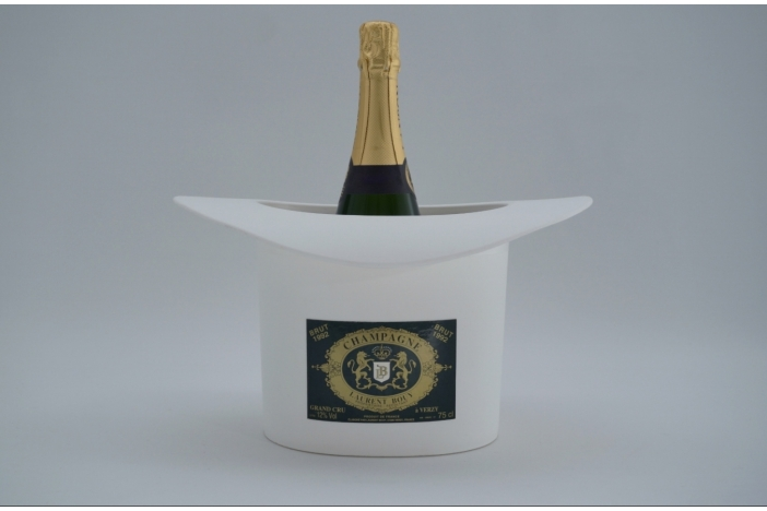 Top hat champagne bucket