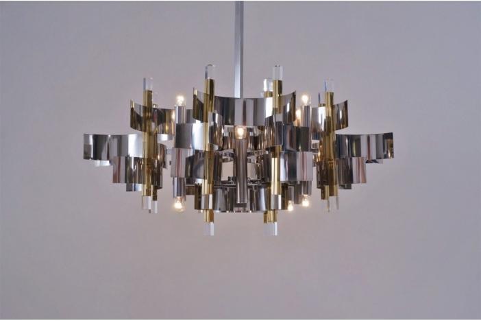 Sciolari chandelier Futura