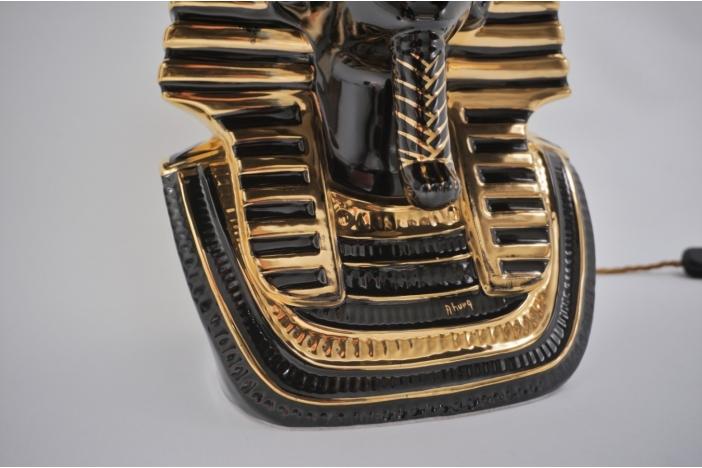 Tutankhamun lamp, Ahura