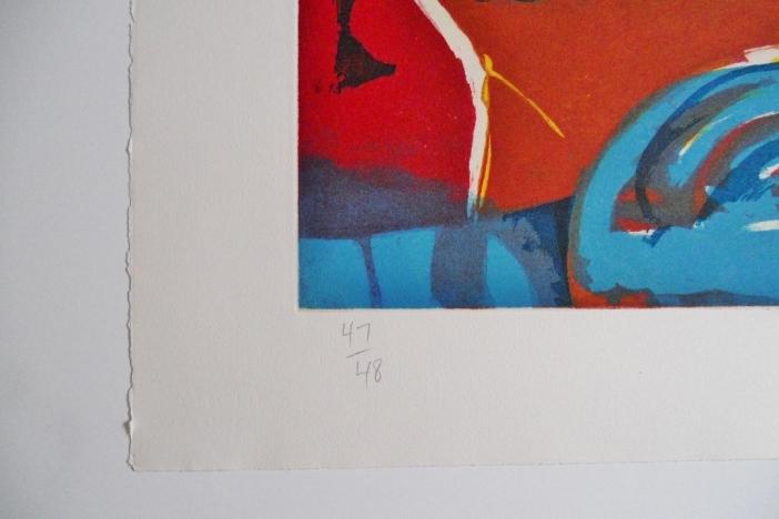 John Chamberlain print