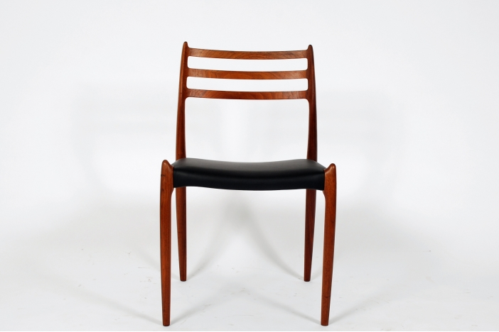 Chairs by N.O. Moller