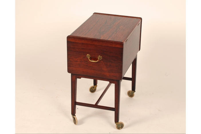 Ludvig Pontoppidan sewing box