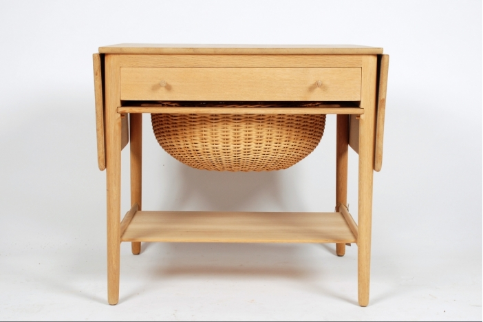 Hans J. Wegner sewing box