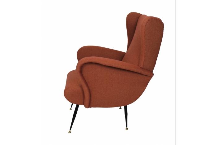 50's Italian Armchairs