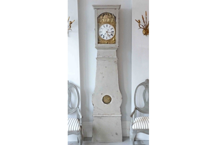 Comtoise Long Case Clock