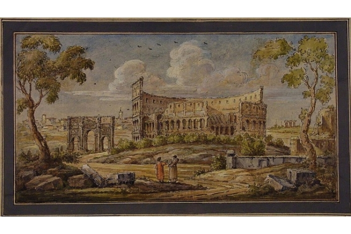 19th Century Views of Rome