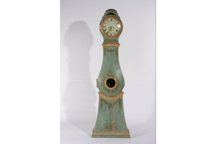 Swedish longcase clock