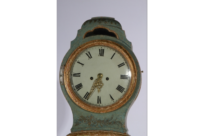 18th Century Swedish Clock
