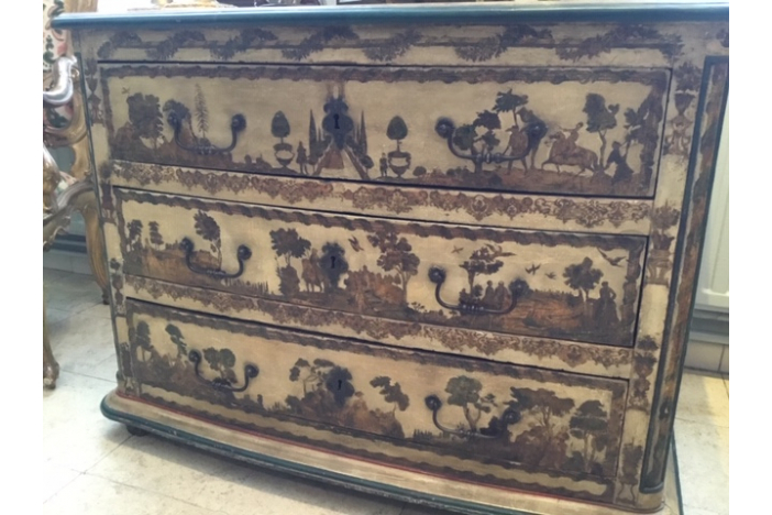 18th c. Commode