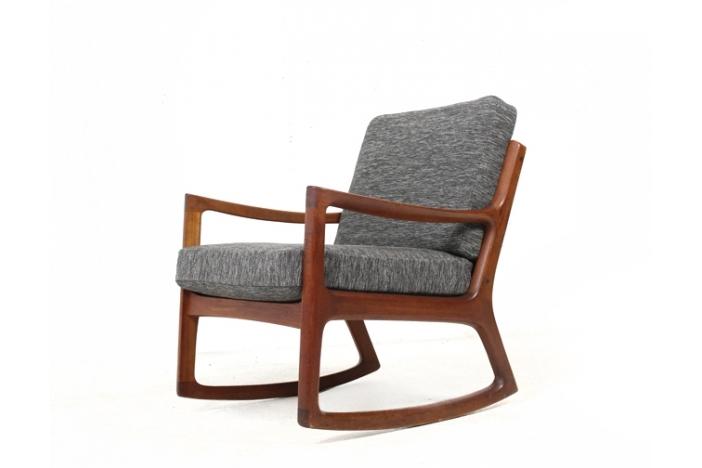 60s Ole Wanscher rocking chair